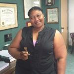 Larissa Brown, UREC homeowner.