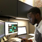 Elvis Richard secured a full time internship working with engineers at Stantec during Summer 2016.